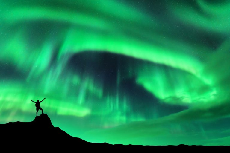 The Northern Lights in Iceland – When Are They the Most Active?